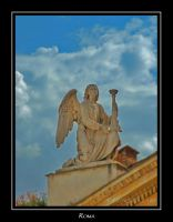 Angel on Roma by Gabbagabbahei