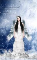 ..tinsel angel.. by Inconcabille