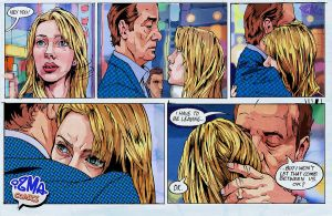 Lost in translation  - comics page (final scene) by ismaComics