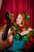 Poison Ivy by CharlieHotshot