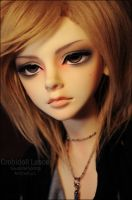 Face-up: Crobidoll Lance - 4 by asainemuri