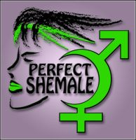 Perfect Shemale Logo by KaJu-MANIA
