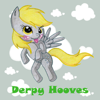 Derpy Hooves by Kiss-the-Iconist