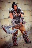 Garrosh Hellscream by Anni-Hiding
