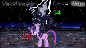 Pony Kombat Tournament Round 2, Battle 6 (Result) by Macgrubor