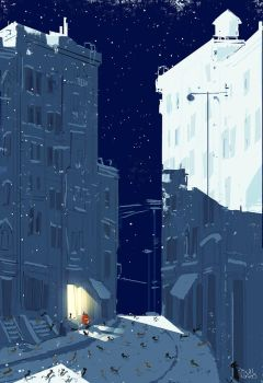 Here Kitty, kitty.... by PascalCampion