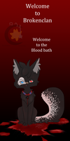Welcome to the blood bath by Crazy-Luna