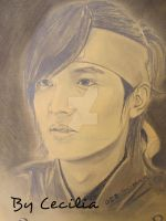 Lee Min Ho as Choi Young by xiolacl