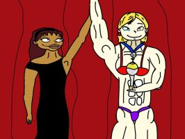 Request: Angelica the bodybuilder page 19 by mud666