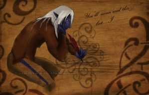 I... I can't write this.... by Runliney