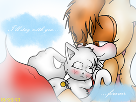 .:CE:. I'll stay with you forever... by Edlathecat