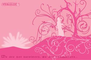 PiNKiTUDE: We Are Conquerors. by Randoms-Foundling
