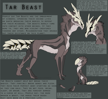 The Beasts by BlueJay-Cat
