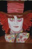 Mad Hatter by mimitaradict