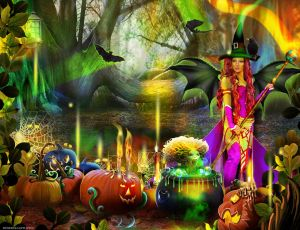 Haloweenfaecompetition by roserika