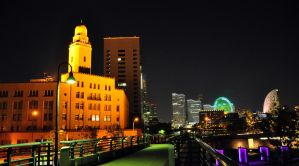 Yokohama Night 2 by Otone