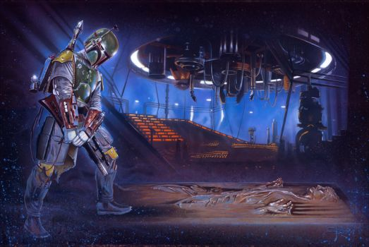 The hunt is over by BrianRood