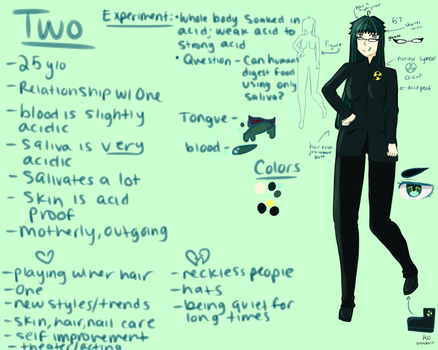 Two Ref Page by Weaboo666