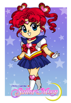 Sailor Chibichibi by Sailor-Serenity