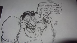 Happy Birthday to Ralph Bakshi! by Lotusbandicoot