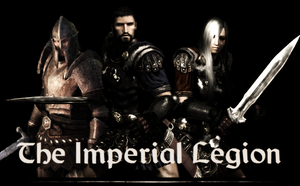 The Imperial Legion by MsTaz511