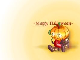 merry halloween by vicber