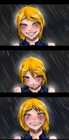 Tears and Rain by AmberWorks