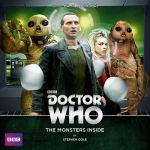 The Monsters Inside audiobook cover by Hisi79