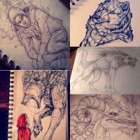 instasketches by sioSIN