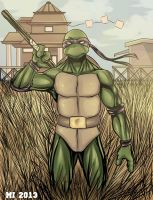 Donatello (TMNT) by crow110696