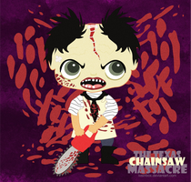 Leatherface - The Texas Chainsaw Massacre by iveinbox