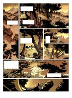 ISABELLAE T.1 RAULE/GABOR ED. LE LOMBARD PAGE 1 by Gabor-Bd