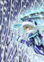 Icerunner by Aphilien
