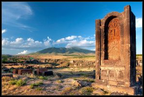 The Khachkar by Dorcadion