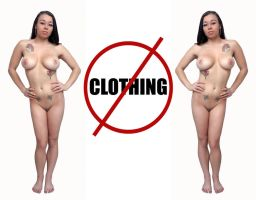 No Clothing Allowed by csp-media
