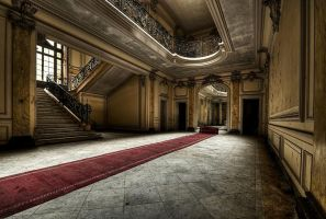 The Red Carpet by stengchen