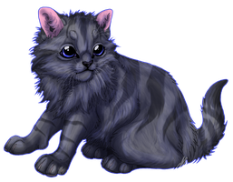 Featherkit by RussianBlues