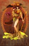 MYth character: Athena by zeldacw