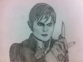 Barnabas Collins (Dark Shadows) by koral-perez