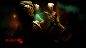 Silent Hill - Nurses by ANGELDRIVER