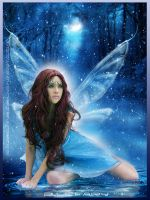 Blue Fairy by RazielMB