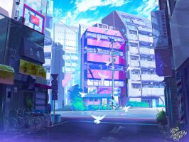 cityscape by maxmail25196