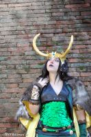 Lady Loki by JungleJulia91