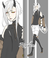 Adoptable 3 [CLOSED] with EXTRA  [AB added] by Ririkou-Adopts