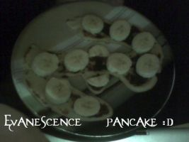 Evanescence Pancake by BrighterHeart