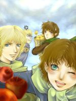 Lotr: Hobbit...have a nice day by Ecthelian