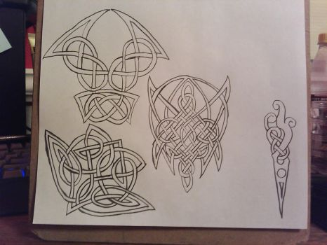Knotwork Study by SinfulLifetap