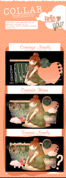 Hello, how are you? by NanyChann