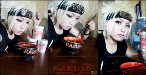 Naruto Test Cosplay by phantomofdevil