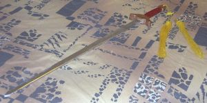 Chinese Jian sword by Crafter08